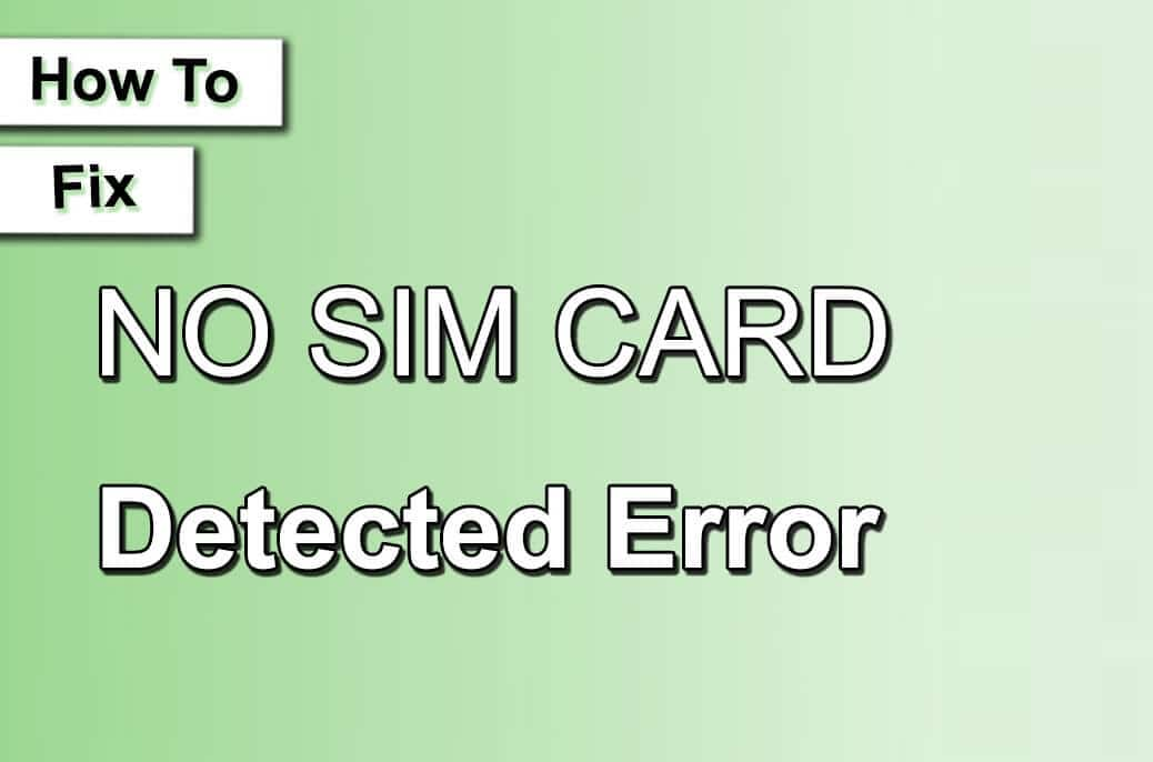 FIX NO SIM CARD ERROR IN Samsung Galaxy S7