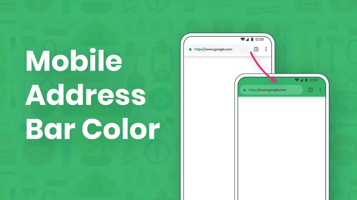How To Change The Color Of Address Bar On Mobile Browser