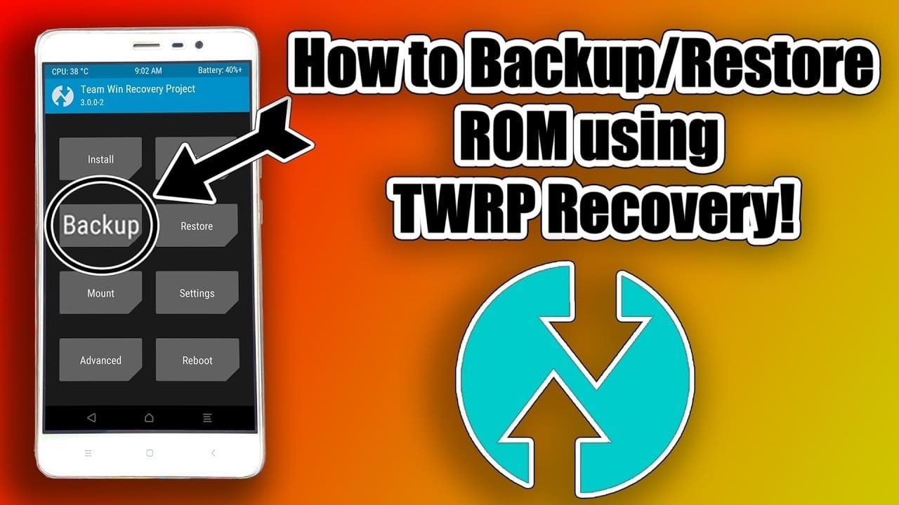How to Backup and Restore Your Android Phone with TWRP