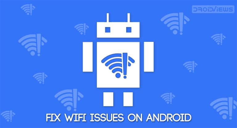 Fix Samsung Galaxy A6 (2018) that keeps disconnecting from WiFi network