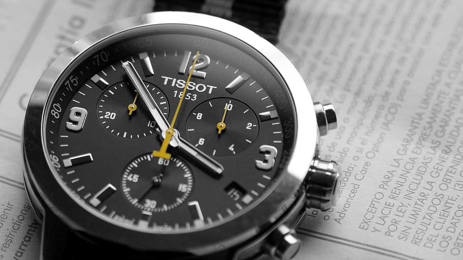 4 Amazing Tissot Men's Watches to Check Out